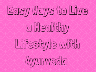How to Start Living a Healthy Lifestyle