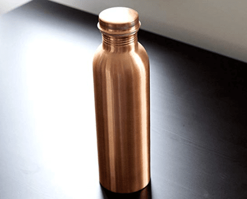Kosdeg Copper Water Bottle